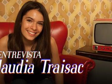 Entrevista Claudia Traisac
