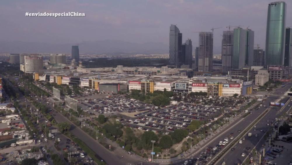 El supermercado más grande del mundo, en China