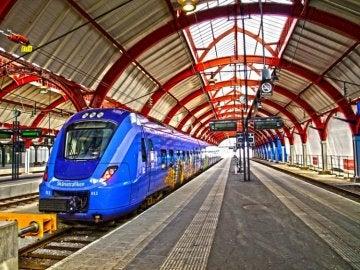 Una imagen de archivo del Interrail