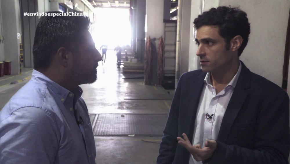 Jalis de la Serna entrevista al agente transitario Daniel Pérez
