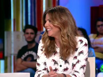 Manuela Velasco visita Zapeando