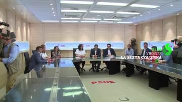 La crisis del PSOE, en laSexta Columna