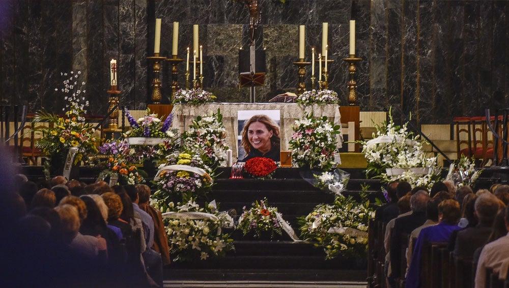 Funeral por María Villar