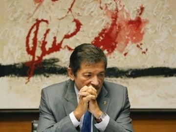 Javier Fernández, presidente de la Comisión Gestora del PSOE
