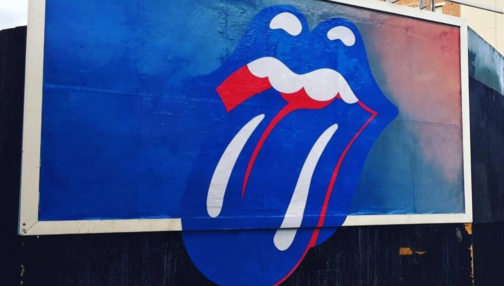Fotografía promocional del nuevo disco de Los Rolling Stones