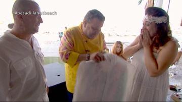 El regalo de bodas de Alberto Chicote