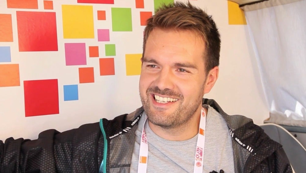 David Moreno, cofundador de Hawkers