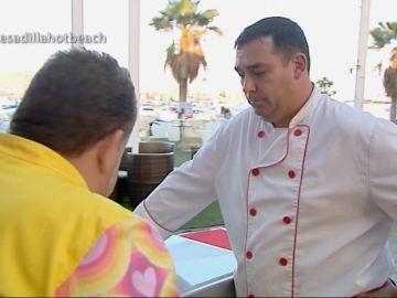 Juanma se sincera con Alberto Chicote