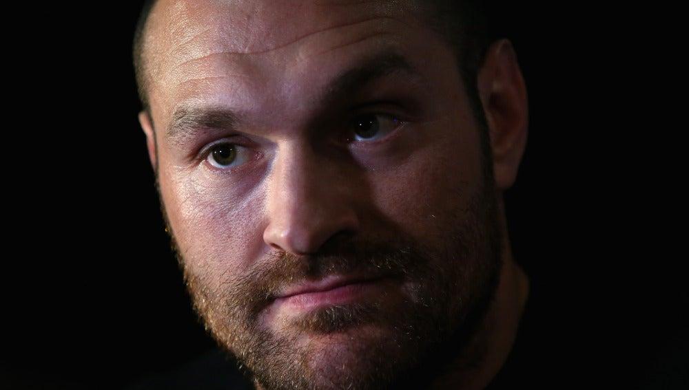 Tyson Fury, boxeador británico