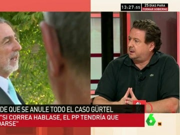 """Frame 47.698721 de: José Luis Peñas: """"Si Correa hablase, el Partido Popular tendría que refundarse"""""""