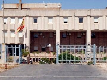 Fachada del CIE de Murcia