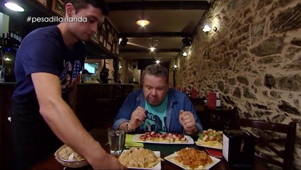 Pesadilla En La Cocina La Ta | La Sexta Tv Esta Vez Alberto Chicote No Se Queda Con Hambre