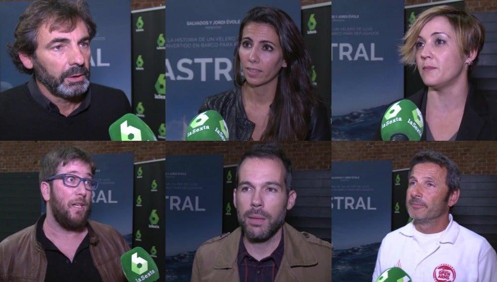 Preestreno de 'Astral' en el Matadero de Madrid