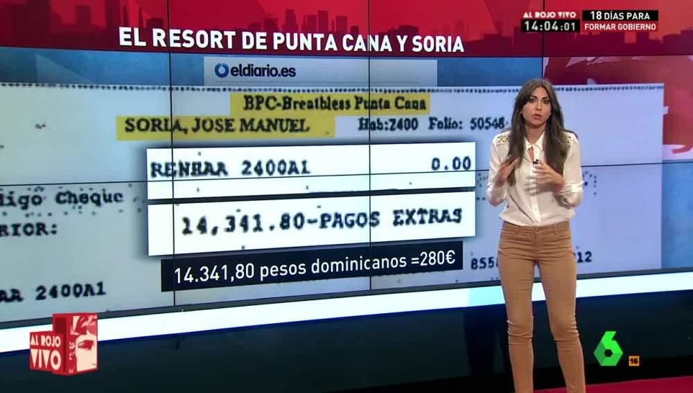Inés García, documento Soria