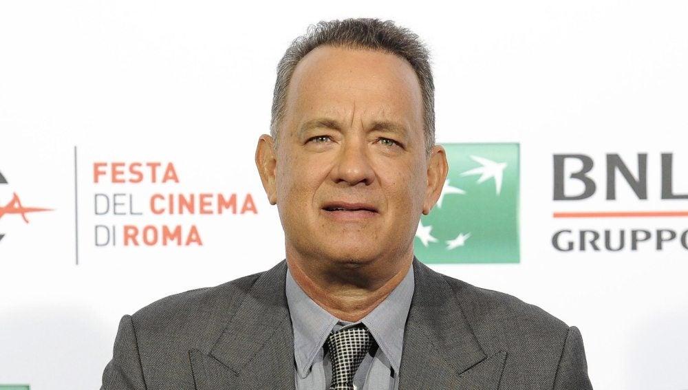 Tom Hanks en el Festival de Cine de Roma