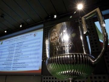 La Copa del Rey, en mitad del sorteo