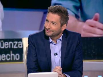 Frank Blanco, en Zapeando