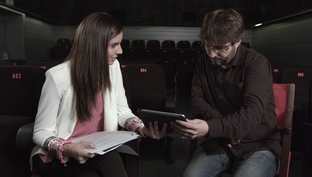 Entrevista a Jordi Évole en el preestreno de 'Astral'