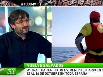 Jordi Évole en MVT