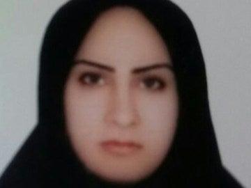 Zeinab Sekaanvand, la joven que puede ser ejecutada en Irán