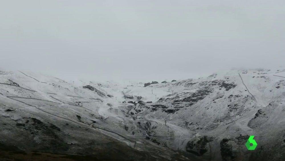 Frame 4.092666 de: nieve en granada