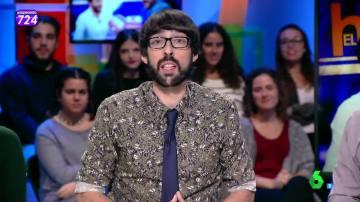 """Quique Peinado destaca el chaparrón que le cayó a Rajoy en el desfile: """"A él le resbala todo, también la lluvia"""""""