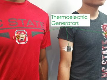 Los 'wearables' del mañana podrían alimentarse de tu calor corporal