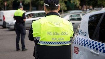 Policía Local de Málaga