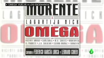 Omega, de Enrique Morente y Lagartija Nick