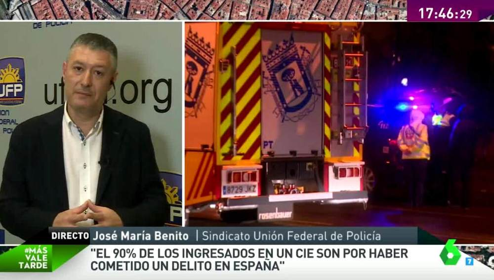 José María Benito