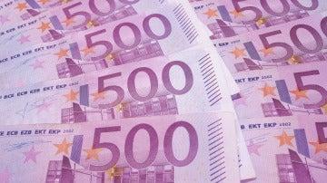 Billetes de 500€