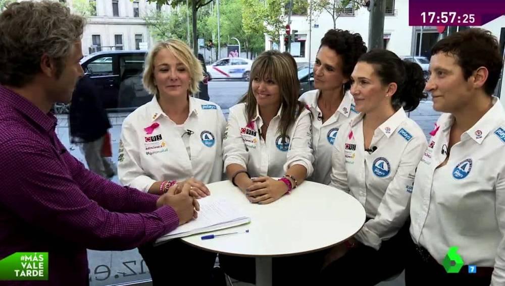 Mujeres que han superado el cáncer