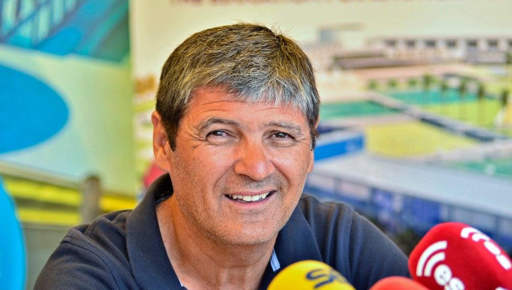 Toni Nadal, entrenador y tío de Toni Nadal