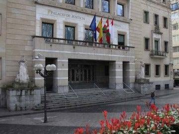 Palacio de Justicia (País Vasco)