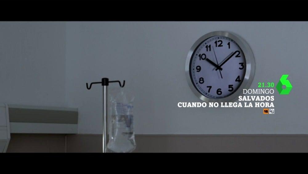"""Frame 8.931132 de: """"Con la eutanasia mi objetivo no es acabar con la vida del enfermo, sino acabar con el sufrimiento del paciente"""""""