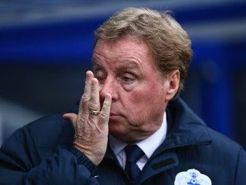 Harry Redknapp, extécnico del Tottenham