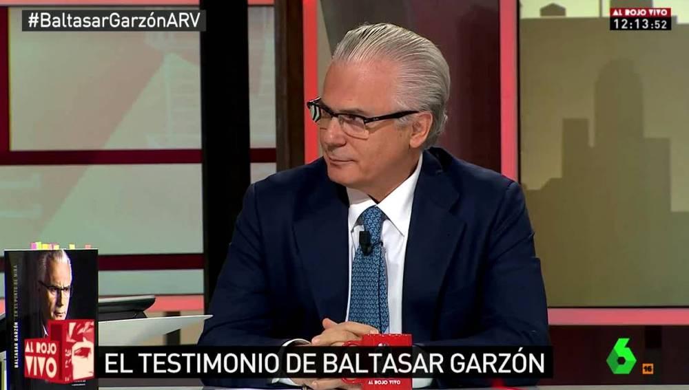 Baltasar Garzón en ARV