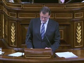 """Frame 0.0 de: Mariano Rajoy: """"La estabilidad presupuestaria debe seguir siendo un compromiso que se respete desde el Gobierno"""""""