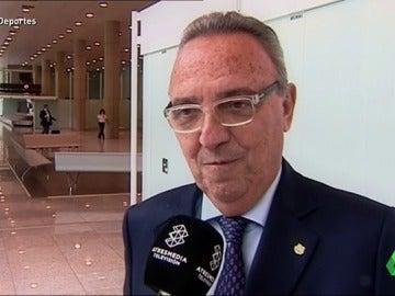 """Frame 12.209295 de: Joan Gaspart: """"Tebas odia al Barça y debería pedir disculpas o dejar su cargo"""""""