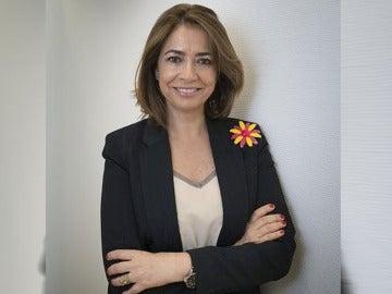 Imagen de la cuenta de Twitter de Elena González-Moñux
