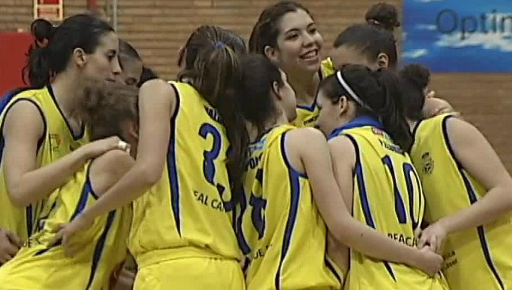 Jugadoras de baloncesto