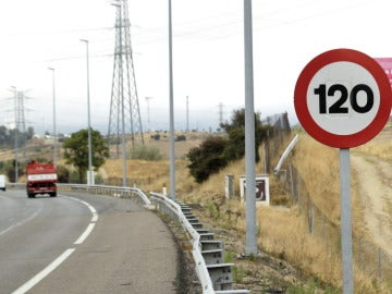 Imagen de archivo de una señal de tráfico