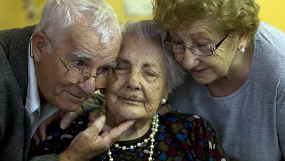 Ana Vela, la mujer más longeva de España