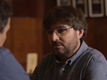 Jordi Évole se marcha preocupado de su entrevista con Sánchez