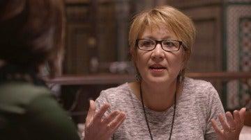 """Trini Castelló: """"La izquierda somos más críticos, no soportamos lo que la militancia del PP soporta"""""""