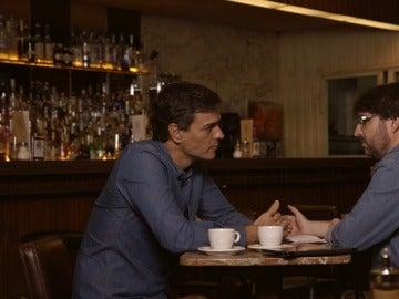 "Pedro Sánchez de Susana Díaz: ""Pudo pensar que me podía manejar mejor que a Eduardo Madina, pero si lo hizo, se equivocó"""