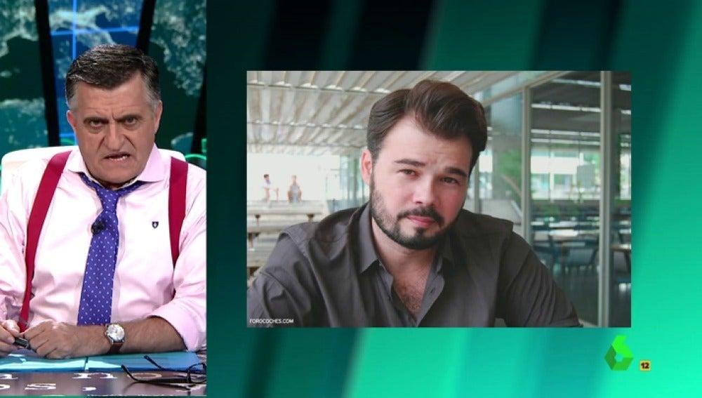Gabriel Rufián en Forocoches: los mejores momentos de una