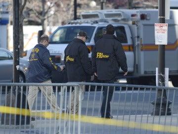 Agentes del FBI en una imagen de archivo