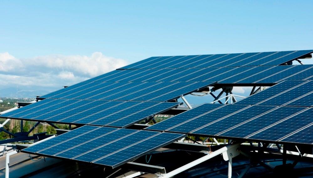 Sistema fotovoltaico conectado a la red
