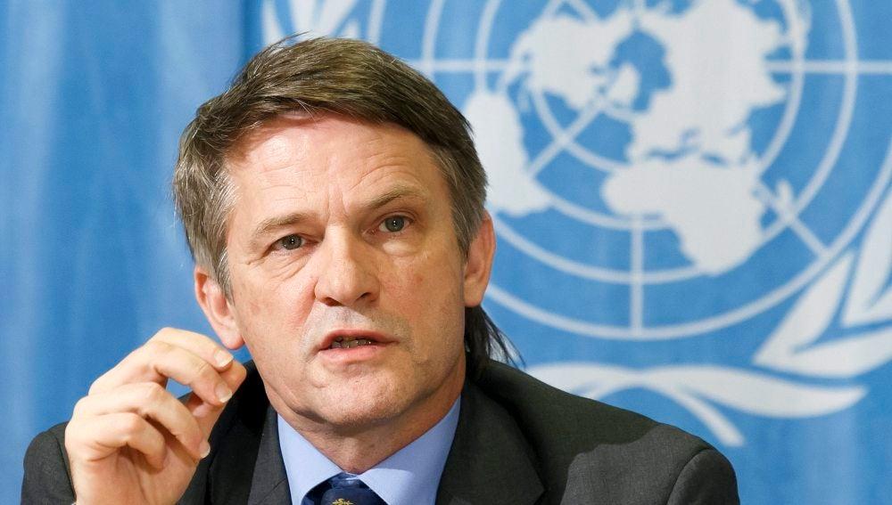El secretario de Estado adjunto de EEUU para seguridad internacional y no proliferación, Thomas M. Countryman
